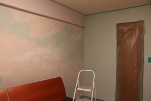 壁 ペイント DIY